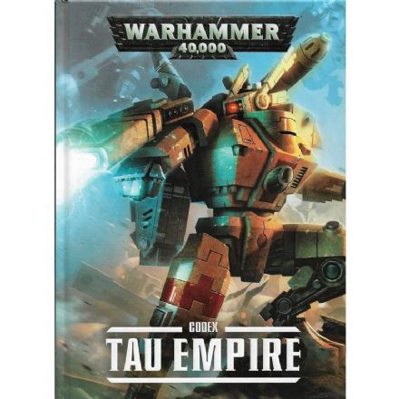 Codex Tau Empire 2015 Hardback